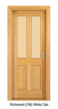 Murdock Hardwood Traditional Doors